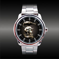 New The Expendables 2 3 Stallone Weapon War Army Skull Raven Crow Tattoo Watch