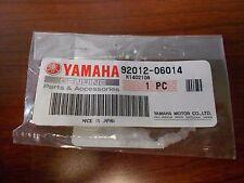 Genuine Yamaha Button Head Bolt 92012-06014-00 (CLC)