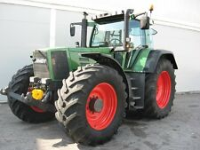 Fendt Favorit 800 Series Workshop and Operators Manual in CD