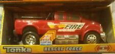 Tonka Rescue Force Fire Department Lights & Sounds Truck