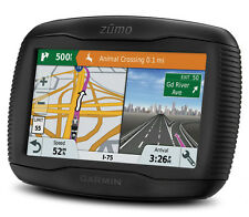 GARMIN ZUMO 345LM GPS SAT NAV - LIFETIME UK & EUROPEAN MAPS
