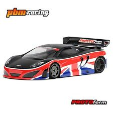 Protoform PFM-12 Clear RC Body Shell For GT12 / SupaStox - PL1613-30