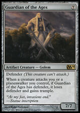 GUARDIAN OF THE AGES NM mtg M14 Grey - Artifact Creature Golem Rare