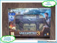 Uncharted 3 Drake's Deception Explorer Edition PS3 Playstation 3 game - SAFEPOST