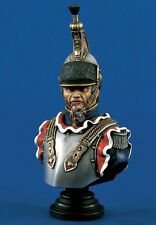 Verlinden 200mm (1/9) French Cuirassier Bust (Napoleonic era) [Resin Model] 1347