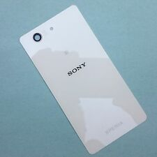 100% Genuine Sony Xperia Z3 compact rear glass housing battery cover back D5803