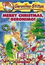 Merry Christmas, Geronimo by Geronimo Stilton (Paperback, 2004)
