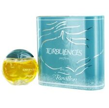 TURBULENCES * Revillon 0.5 oz / 15 ml Mini Parfum Women Perfume Splash
