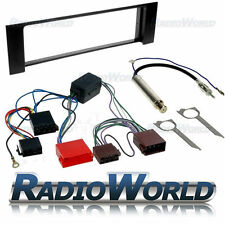 Audi A4 Car Stereo Radio Fitting Kit Fascia ISO Wiring Aerial Adaptor Plate Trim