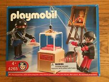 Playmobil 4265 Museum Jewel Thieves New in Box!
