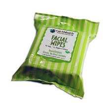 Earth bath Facial Wipes For Dog, Cat,Puppies&Kitten Hypoallergenic Free Shipping