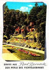 Bad Berneck , Ansichtskarte , 1974 gelaufen