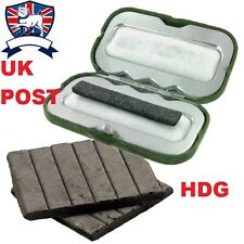 POCKET SOLID FUEL HAND WARMER-CHARCOAL +12/13 Fuel Rods/Sticks ARMY HIKE GOLF TA