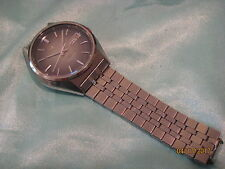 Vintage Seiko Watch Case, Dial & Band 0903-8109 No Movement