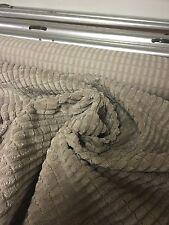 Tappezzeria IN VELLUTO Cord migliore qualità tessuto Super Lusso 2.6 METRI