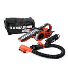 Black&Decker PAV1205 Car Vacuum Cleaner