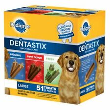 Pedigree Dentastix Dog Treats Variety Pack, 51 ct - 3 packs