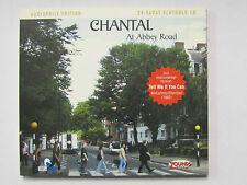 Vol. 6  Chantal At Abbey Road Beatles 24 Karat Zounds Gold CD 2005