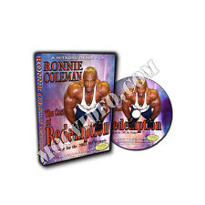RONNIE COLEMAN COST OF REDEMPTION bodybuilding dvd IFBB MR OLYMPIA NPC muscle