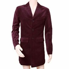 New Doctor Who Twelfth 12th Dr. Coat Velvet Cosplay Costume Overcoat Nice Coat