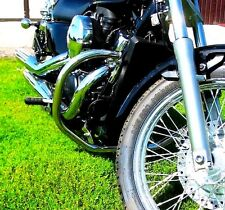 Honda VT 750 Shadow S, Rs (RC 58), 2010+ cadena de acero inoxidable clásico Bar de choque