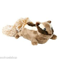 Small Plush Dog Toy Soft Chipmunk 28 cm