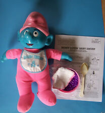 "16"" Berry Lovin'! Color Changing TALKING BABY SMURF"