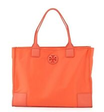 Tory Burch ella packable Tote, Sea Coral, Orig $225, 100% Authentic.