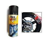 Euro Gold Chain Lubricant Spray For All Bikes
