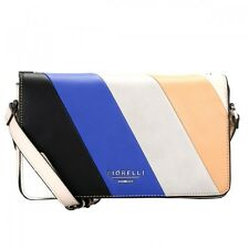 New AW 2015 Fiorelli Womens Shoulder Bag Multi Stripe Simone Shoulder Clutch Bag