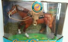 """NEW"" Grand Champions Quarter Horse Stallion Horse"