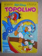 TOPOLINO n°868    [G269] - buono -