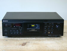 Sony TC-KA6ES High-End 3-Head Dolby S Cassette Tape Deck - Sony's Last ES Deck