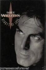 DAVE WILLETTS - Stages Of Love (UK 14 Tk Cassette Album)