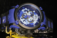 "Invicta Men's 11605 Russian Diver Swiss Made Chrono Blue ""Authorized Dealer"""