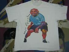 Vintage Nike Charles Barkley Hoop Heroes Artwork by Philip Burke Hip Hop Tupac