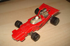 MATCHBOX SUPERKING -- RACING CAR - RED BODY - Lesney 1971