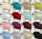 Percale Quality NON IRON Fitted Sheet Single Double King Superking Fitted Sheets