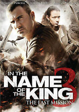 In the Name of the King III (DVD, 2014)