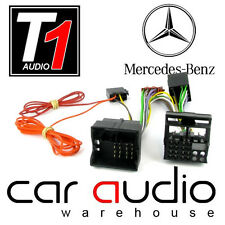 Autoleads SOT-097  Mercedes Benz Bluetooth Parrot SOT Lead T-Harness ISO Adaptor