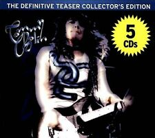 Teaser [The Definitive Teaser Collector's Edition 5 CDs] by Tommy Bolin (CD,...