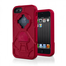 RokForm RokShield V3 Case for Apple iPhone SE, 5, 5s - Red 480808