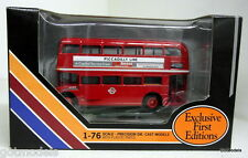 EFE 1/76 Scale 15624 AEC Routemaster G.M Buses rt:143  diecast model bus
