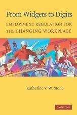From Widgets to Digits : Employment Regulation for the Changing Workpl-ExLibrary