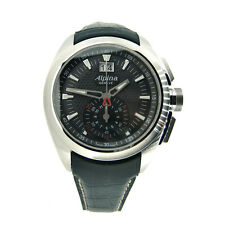 Alpina reloj hombre club Chrono Big date al-353b4rc6 PVP 1050,-