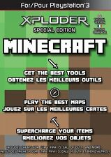 Xploder Special Edition for Minecraft (PS3) Brand New & Factory Sealed