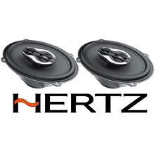"""Hertz Mille MPX 690.3 - 6x9 2-Wege Koaxialsystem SET COAX 3Way 6""""x 9""""+Grille"""