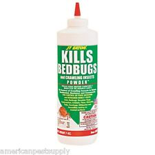 Bed Bug Killer Powder (2 Pack) BedBug Dust Insect Powder JT Eaton BedBug Control