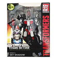 DHL HASBRO Transformers Generations Titans Return Wave4 Leader Ominus Sky Shadow