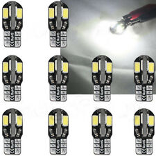 20PC T10 Canbus Error Free Wedge 8-SMD White 5730 Led light W5W 2825 158 168 194
